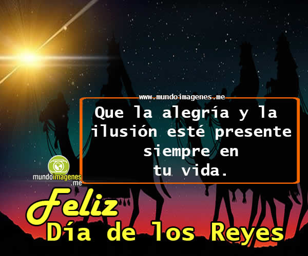Imagenes Dia De Los Reyes 2020 Y 2021 Con Frases Lindas