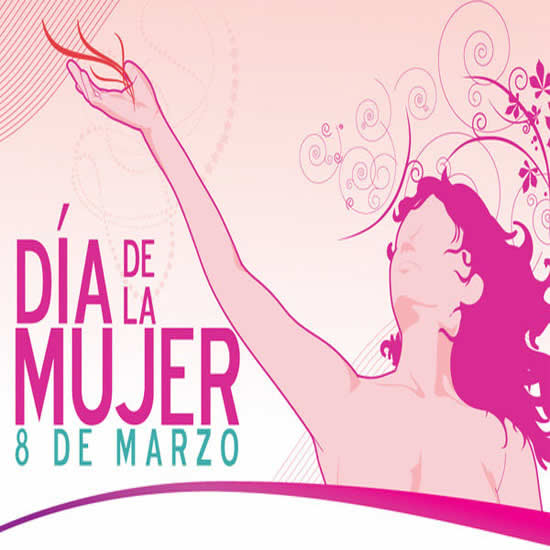 poster dia mujer