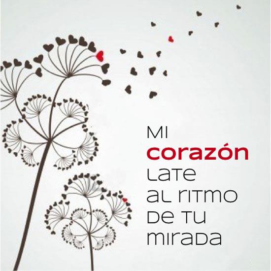 Imagenes De Corazones Con Frases De Amor Bellas Mundo