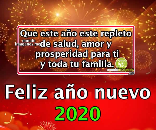 Imagenes De Feliz Ano Nuevo 2020 Con Frases Saludos Mundo Imagenes Frases Actuales Imágenes y frases de año nuevo 2021 para felicitar, estamos muy cerca de año nuevo y aquí compartimos los mejores frases de feliz año para felicitar a nuestros seres queridos. nuevo 2020 con frases saludos