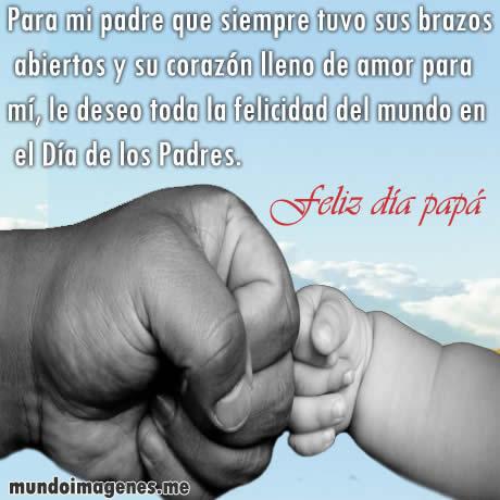Frases Dia Del Padre Con Imagenes Mundo Imagenes Frases Actuales