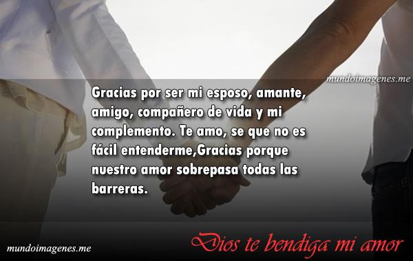 Bonitas Frases De Amor Para Mi Esposo Con Imagenes Mundo