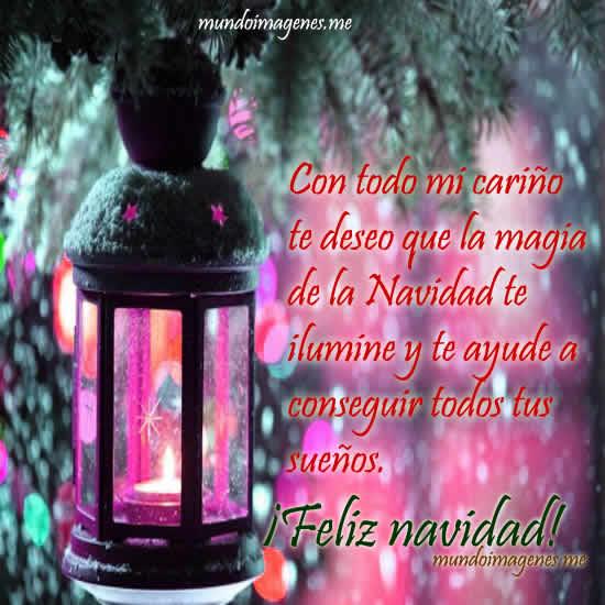 Imagenes De Feliz Navidad Con Frases Para Dedicar Mundo Imagenes