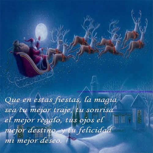 Lindas Imagenes De Navidad Postales Con Frases Bonitas