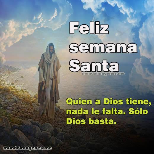 Imágenes de feliz semana santa imagenes cristianas.