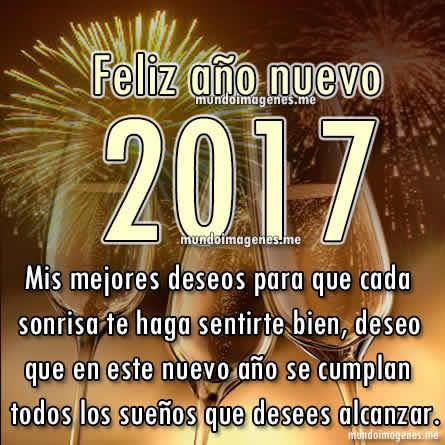 Imagenes De Año Nuevo 2017 Con Frases Hermosas Mundo
