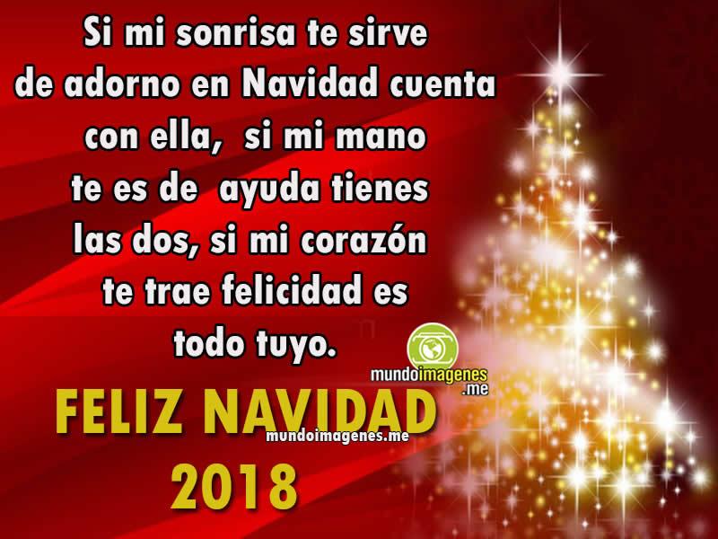 Frases Por Navidad.Imagenes De Feliz Navidad 2018 Con Frases Bonitas Mundo