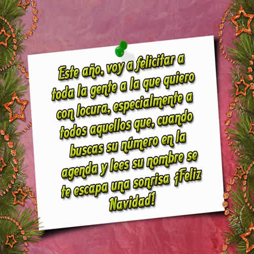 Frases De Navidad Para La Familia Cortas.Imagenes De Feliz Navidad Con Frases Para Dedicar Mundo