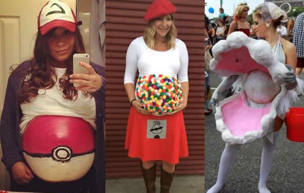 Disfraces Para Embarazadas 2017 Nuevas Halloween