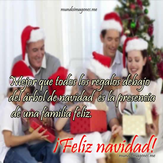 Imagenes De Feliz Navidad Con frases Para Dedicar - Mundo Imagenes ...