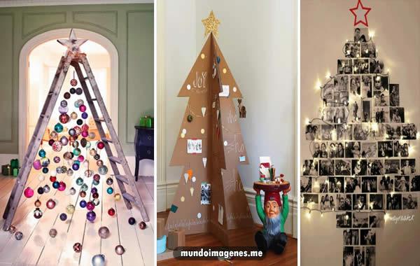 Ideas De Arboles De Navidad Sencillos Pero Bonitos