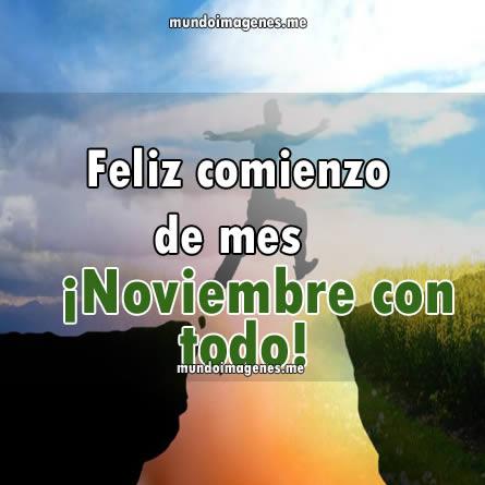Imagenes De Bienvenido Noviembre Con Frases Bonitas