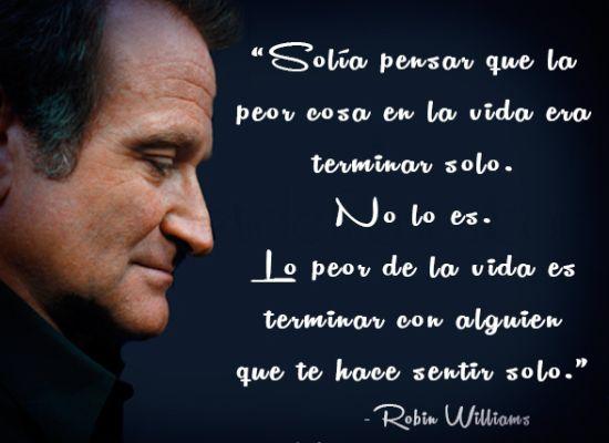 Imagenes De Reflexion De Robin Williams