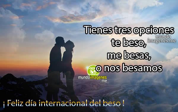 Imagenes Dia Del Beso Con Frases Cortas Mundo Imagenes