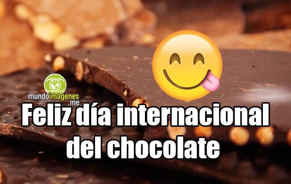 Imagenes Dia Del Chocolate Con Frases Bonitas