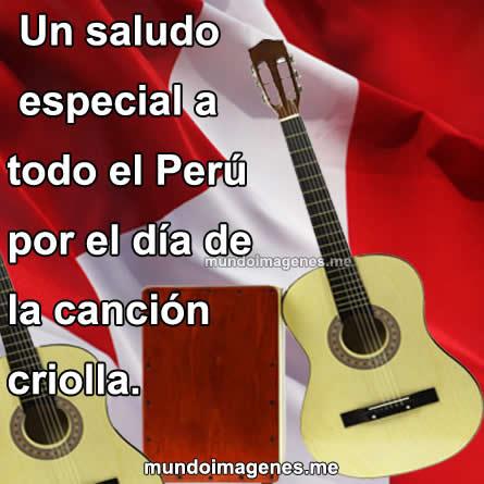 Imagenes Feliz Dia De La Musica Criolla Con Frases Mundo