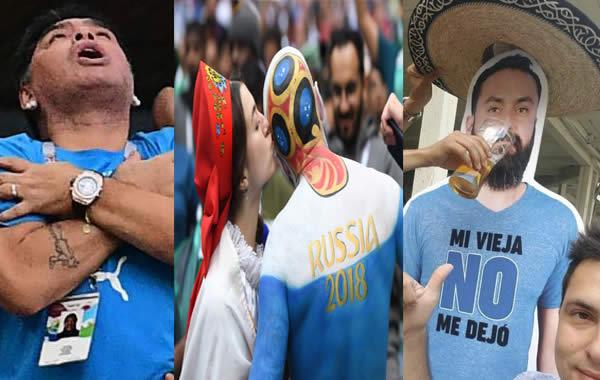Imgenes Curiosas Mundial Rusia 2018 Fotos