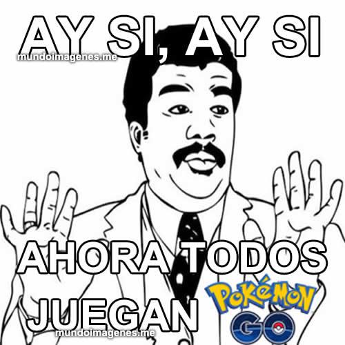Los Mejores Memes De Pokemon Go 2016