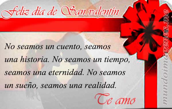 Postales Y Tarjetas De San Valentin Con Frases Y Mensajes